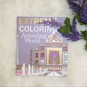 Other - ☆FREE W BUNDLE☆ [barron's] coloring book